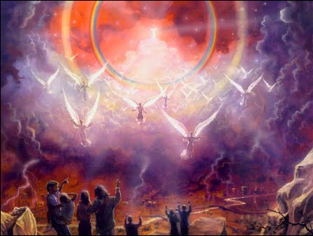 Last Days: Part Seven—God's Wrath and The Rapture